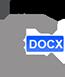 Télécharger la version anglaise de l'attestation de déplacement dérogatoire au format DOCX
