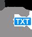 Télécharger l'attestation de déplacement dérogatoire au format TXT