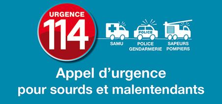 114 le 114  num  ro d urgence pour les personnes sourdes et 1142 latigo cv 91915 urgence pour les personnes sourdes