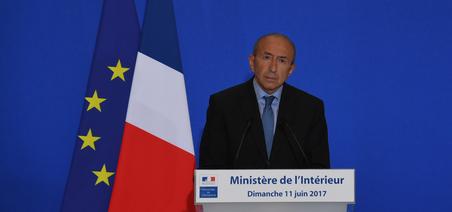 Premier tour des élections législatives : déclaration du ministre de ...
